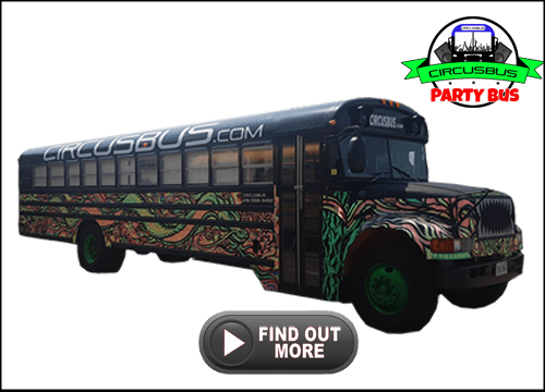Party Bus Rental Toronto Completely Epic Party Bus Rentals